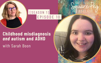 [10] S1, Ep10: Childhood misdiagnosis and autism and ADHD