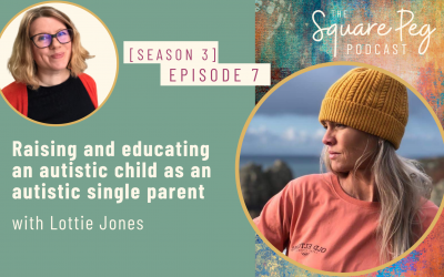 [38] S3, Ep7: Raising and educating an autistic child as an autistic single parent